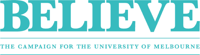 Believe: The campaign for the University of Melbourne