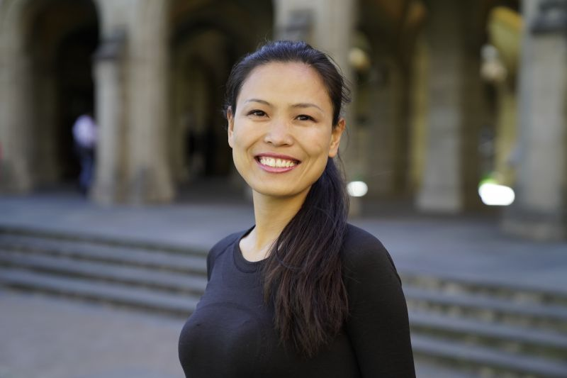 Julie Miao portrait
