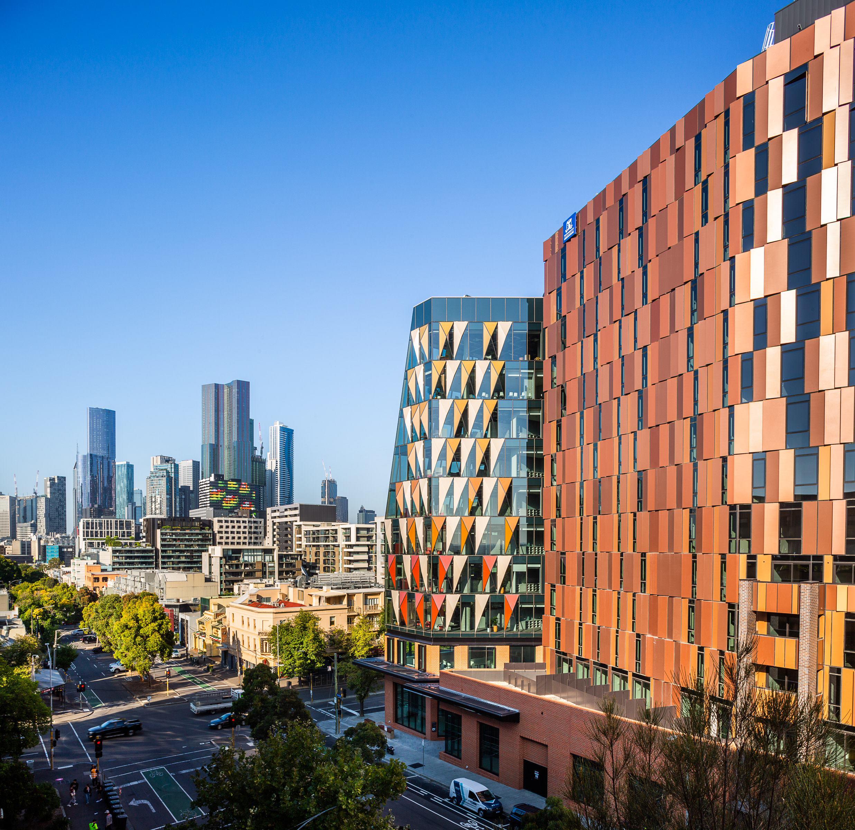 Melbourne Connect building